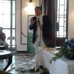José Antonio Fernández Bravo en el 5º Encuentro Mesoaméricano y 11º Encuentro nacional de Educación inicial y preescolar El Salvador 2016